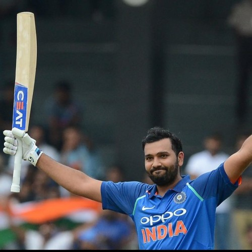 Rohit Sharma Surpass McCullum & Tendulkar to hit Most sixes against Australia