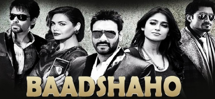 Ajay Devgn and Emraan Hashmi starrer Baadshaho day 5 box office collection touches the 56.24 crore