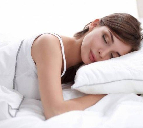 Drinking too much water before sleeping at night increase the risk of diseases