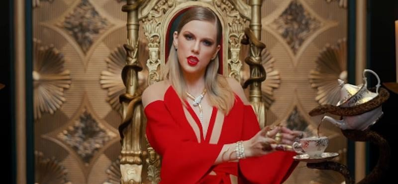 Taylor Swift Song Look What You Made Me Do Broke All Records On Youtube