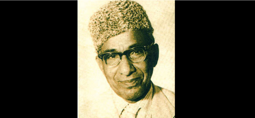 poet hafeez jalandhari writer of national anthem of pakistan wrote krishna bhajan