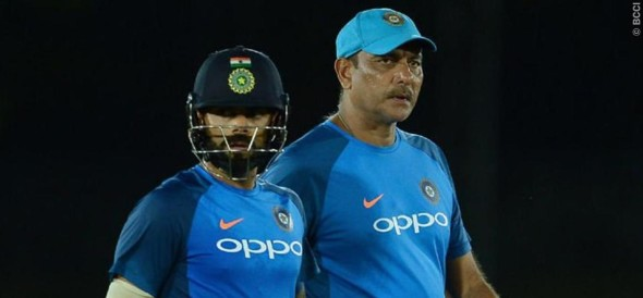 Nothing is impossible for virat kohli says coach ravi shastri