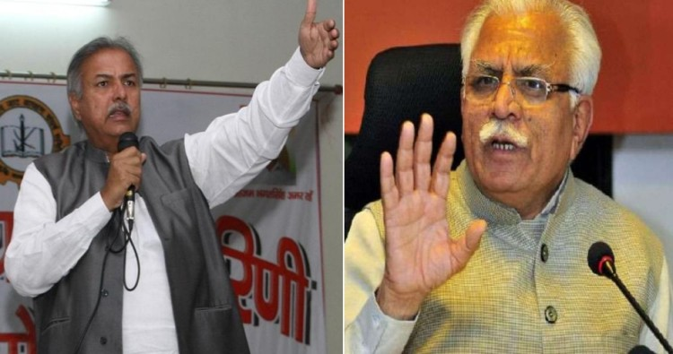 jat leader yashpal malik ultimatum to amit shah