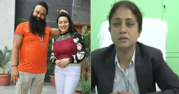 dera sacha sauda chairperson vipassana insan may give clue about honeypreet of ram rahim
