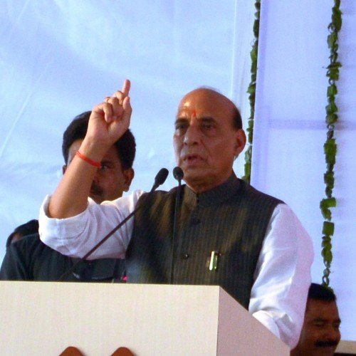 Rajnath singh gave special dussehra gift to itbp soldiers in mana village