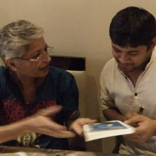 gauri lankesh 4 adopted children including kanhaiya kumar mourn her cowardly murder