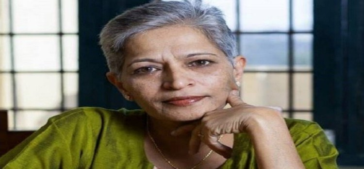 Gauri Lankesh killer saw in CCTV footage says Special Investigation Team