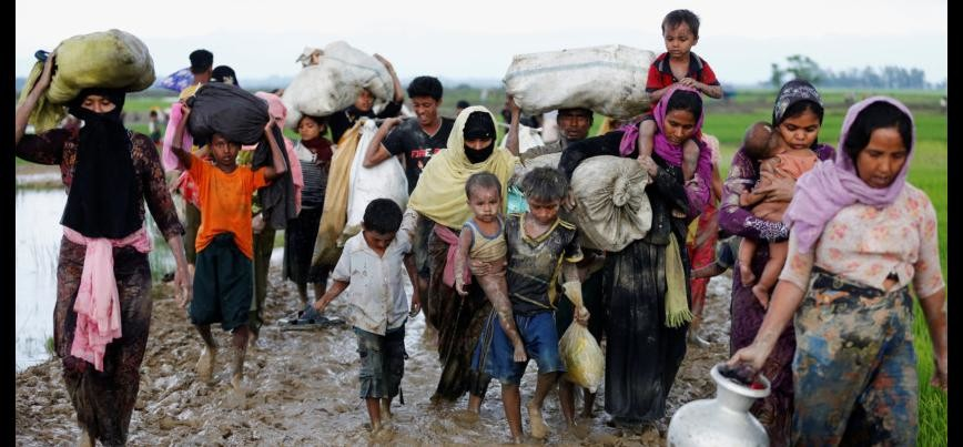 Rohingya crisis: India assure of relief materials support in Bangladesh