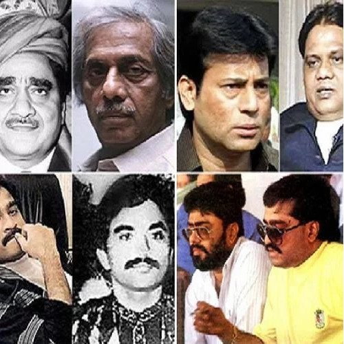 Most Wanted And Underworld Don Of India - अबू सलेम से भी