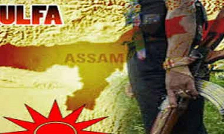 ULFA denied the news of death of its chief Paresh Baruah