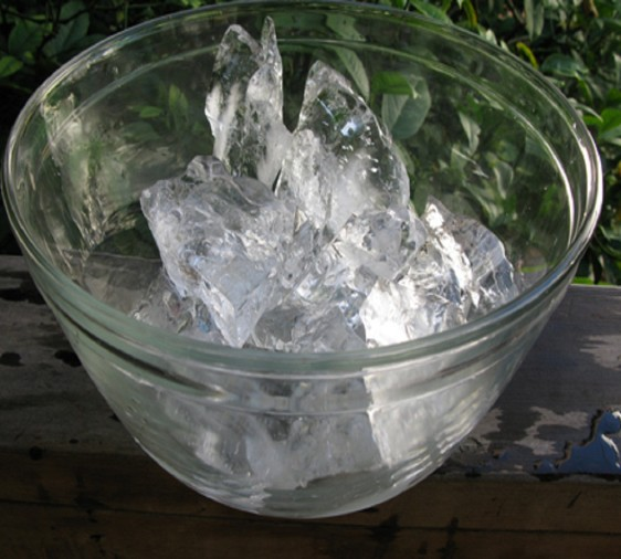 try this chinese ice cube trick it will give instant relief in headache