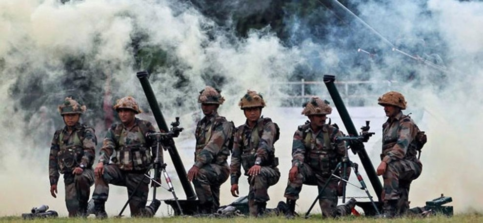 India-Bangladesh joint exercises begin in Meghalaya