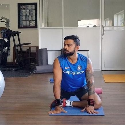 virat is saying rest day is cheat day, never stop hard working