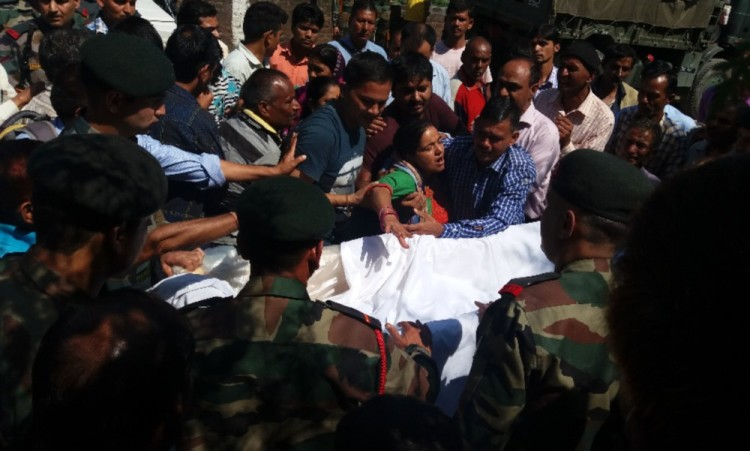 indian army jawan dead after heart attack on duty in jammu kashmir