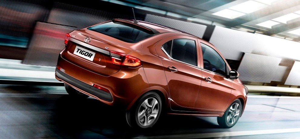 Tata Motors Launched Tigor AMT will Compete with Maruti Suzuki Dzire AMT