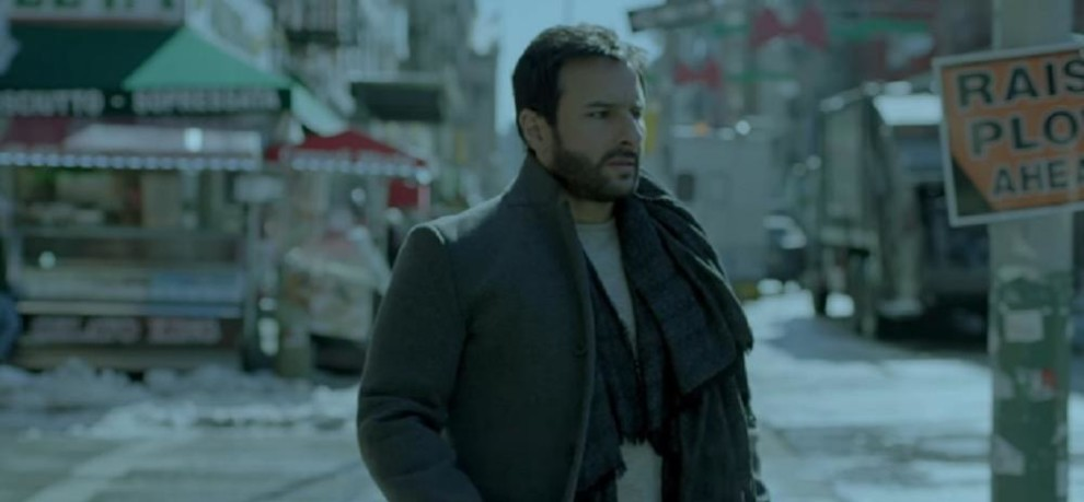 new song tere mere darmiyaan of saif ali khan upcoming film chef released