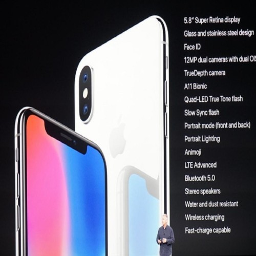 Apple launched iphone 8, iphone 8 plus and iphone x with excellent featurs