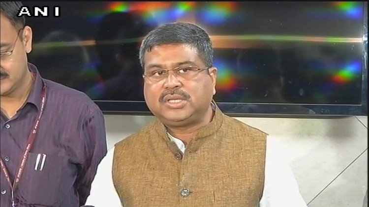 Dharmendra Pradhan says goverment wants petrol and diesel to be included under GST