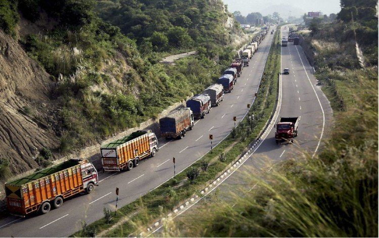 jammu srinagar national highway opened after forty hours will again remain close