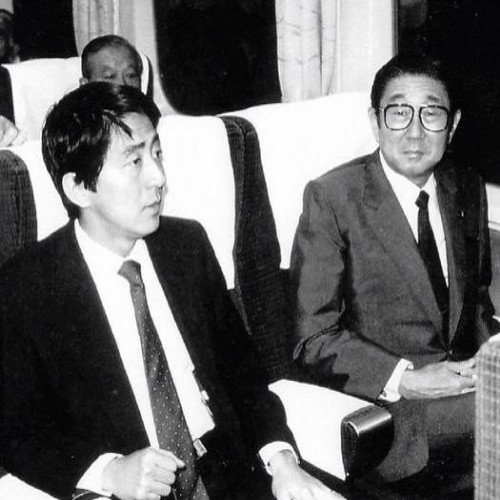 See the pictures of Japanese Prime Minister Shinzo Abes life