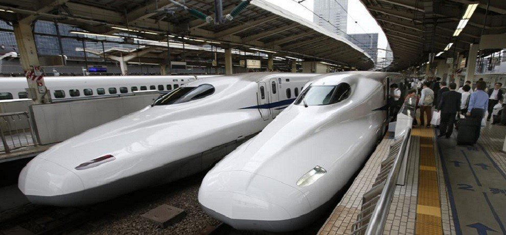 China shows interest in high-speed railway projects in India