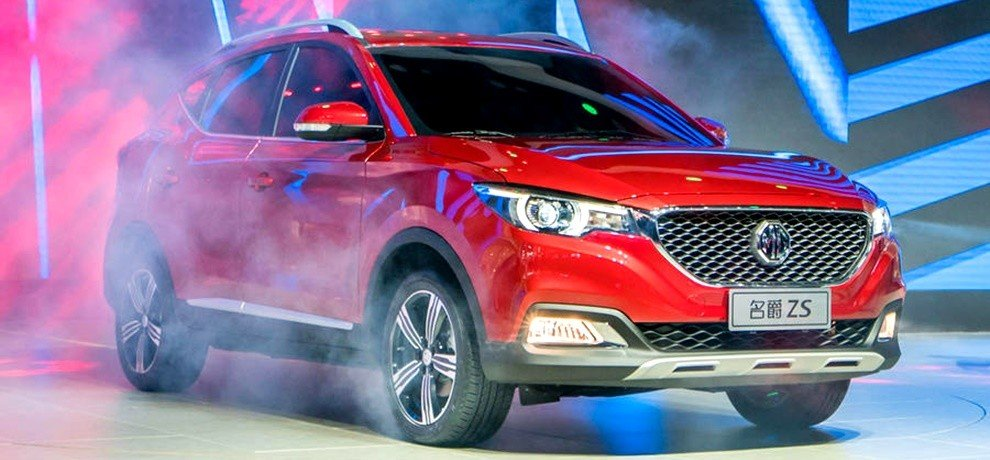 Chinese automaker MG Motors to Enter in Indian Market, will launch Hyundai Creta Rival
