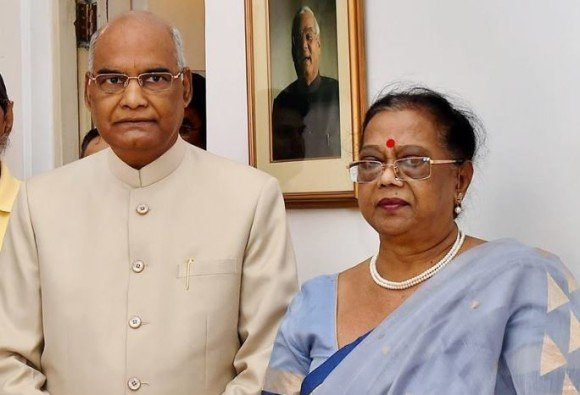 rashtrapati bhavan staff in dilemma due to savita kovind letter