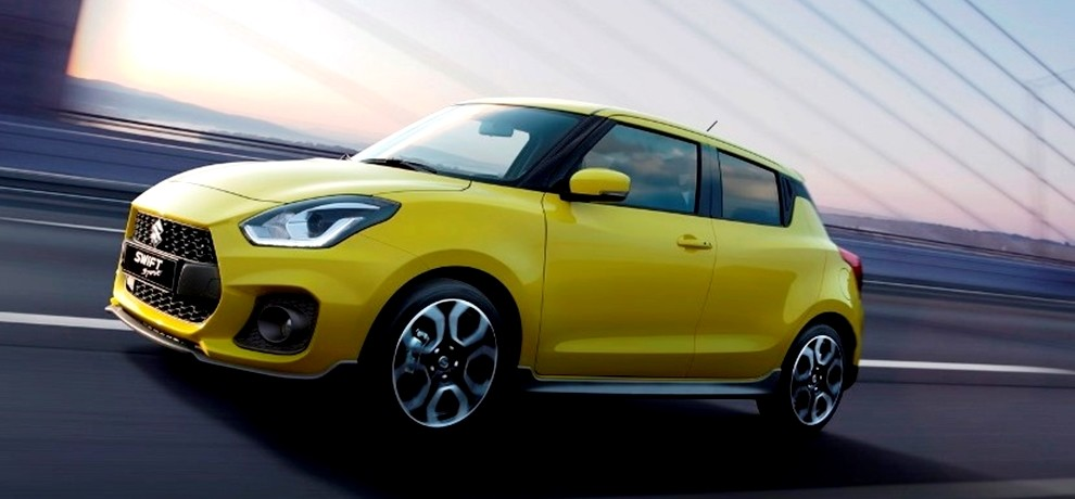 Frankfurt 2017: Suzuki Swift Sport introduced in Frankfurt Motor Show, Know its Features