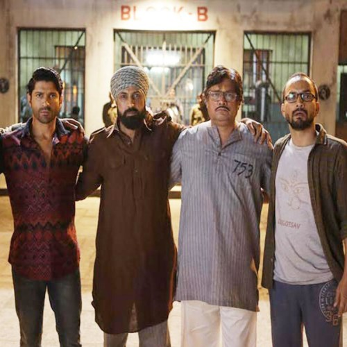 lucknow central movie review of farhan akhtar, diana penty, deepak dobriyal
