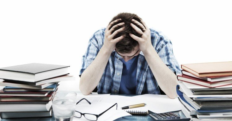 stress causes these serious health issues in men
