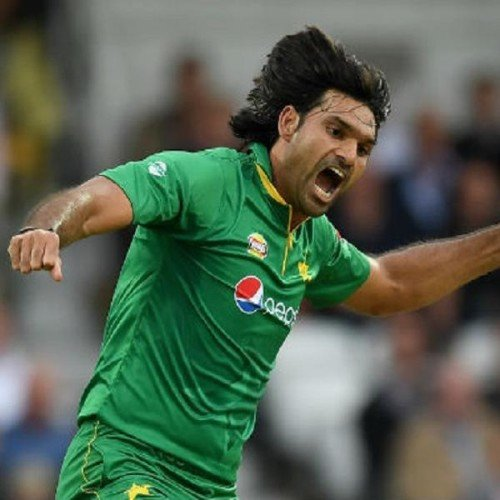 After ban pakistani fast bowler mohammad irfan come back and wait for srilanka series
