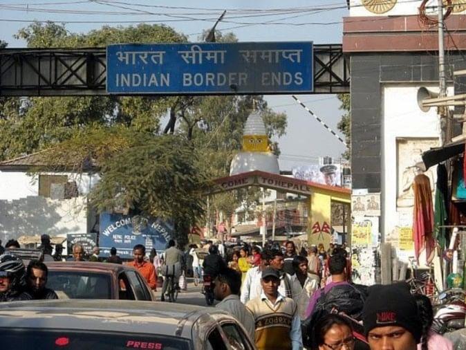 Custom Department Stop Trade In Indo Nepal Border भारत