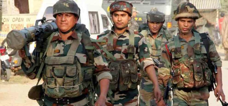 Job In Indian Army For 10th Passed 30000 Salary - 10वीं