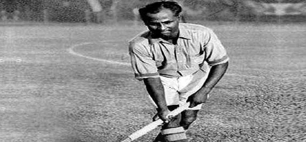 discipline attached with major dhyanchand during matches