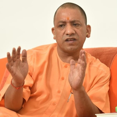 Yogi Adityanath on law and order of Uttar Pradesh.