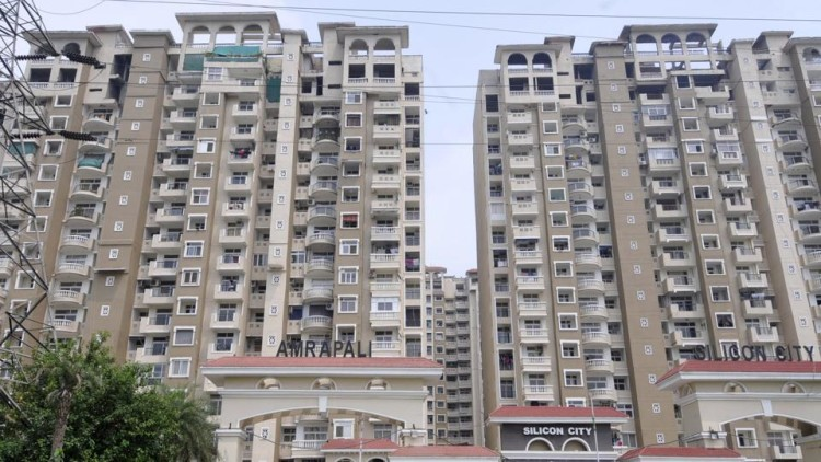 Amrapali Buildings