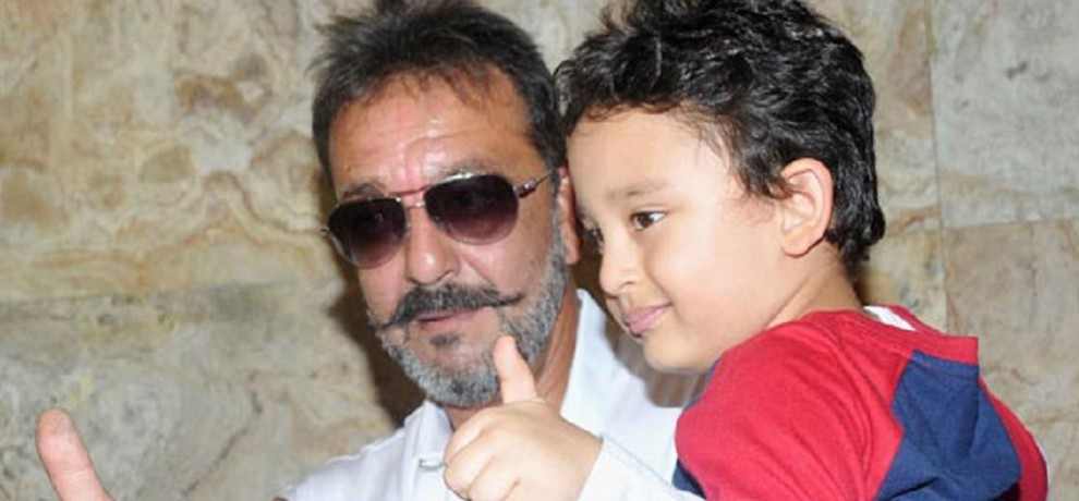 Sanjay Dutt says I only pray my son should not become like me