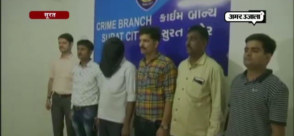 Cars stolen gang busted one arrested with 22 stolen cars by Surat crime branch