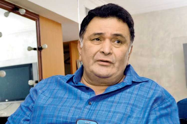 emotional Rishi Kapoor on the R K Studios fire Costumes worn by actress are lost