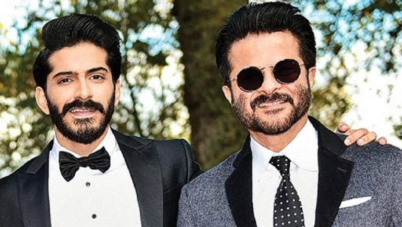 harshvardhan kapoor all set to share screen with his father anil kapoor in abhinav bindra biopic