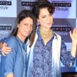 Bollywood actress Kangana Ranaut shares special bond with her elder sister Rangoli