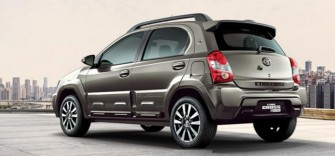 Special Edition Toyota Etios Cross X Launched at Starting Prices 6.8 Lakh