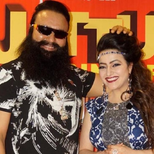 rakesh sawant will direct ram rahim biopic, rakhi sawant honeypreet role, raza murad as ram rahim