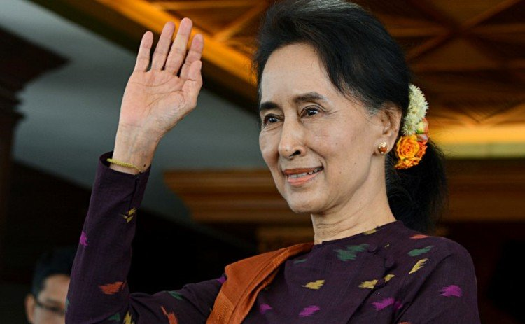 facts about myanmar State Counsellor aung san suu kyi