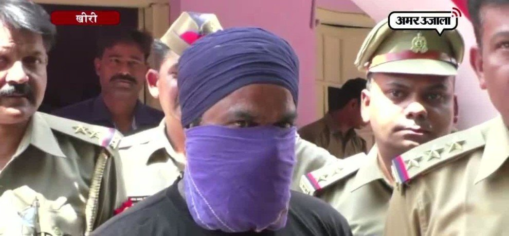 TWO TERRORIST OF BABBAR KHALSA GROUP ARRESTED FROM LAKHIMPUR KHERI UTTAR PRADESH
