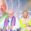 Ministers do not gave answer to amit shah about  social media question