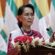 what does bangladeshi media say about aung san suu kyi