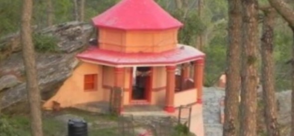 know about mystery of kasar devi temple in navratri 2017