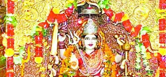 cut Power supply in goddess Shaktipeeth