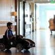 Children Drive Toy Car At This Hospital On Their Way To Surgery